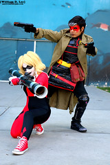 IMG_8260 (willdleeesq) Tags: cosplay cosplayer cosplayers longbeachcomiccon longbeachcomiccon2016 lbcc lbcc2016 longbeachconventioncenter dccomics harleyquinn redhood
