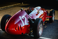 Steve Tillack and Andrew Wills - 1960 Ferrari 246 Dino at the 2016 Goodwood Revival (Photo 2) (Dave Adams Automotive Images) Tags: 2016 9thto11th autosport car cars circuit daai daveadams daveadamsautomotiveimages grrc glover goodwood goodwoodrevival hscc historicsportscarclub iamnikon lavant motorrace motorracing motorsport nikkor nikon period racing revival september sussex track vscc vintage vintagesportscarclub davedaaicouk wwwdaaicouk stevetillack andrewwills 1960ferrari246dino 1960 ferrari 246 dino f1
