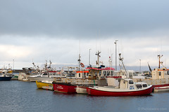 Stykkishlmur (Photocedric) Tags: iceland ocean water snfellsnes boat islande peninsula town sea snfellsnes stykkishlmur is