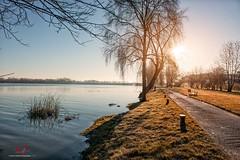 Lungolago Mantova (Fiore Nino) Tags: colori lungolago lago mantova citta colors autunno