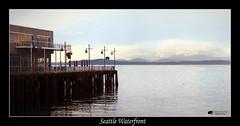 Seattle Waterfront (Derrick_Nguyen) Tags: seattle washington l ll