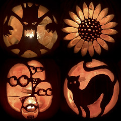Pumpkin Carving (stecki3d) Tags: pumpkin carve carving jackolantern jack lantern henry ford museum halloween night dearborn michigan
