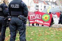 Demo Erdogan stoppen (strassenstriche.net) Tags: rojava solidaritt leipzig demo kurdistan erdogan antifa