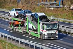 MB Actros 1836  Hdlmayr Logistics Bulgaria (karl.goessmann) Tags: actros 1836 hdlmayr bulgaria sofia a3 trucks