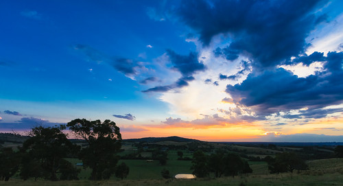 Lysterfield_Sunset