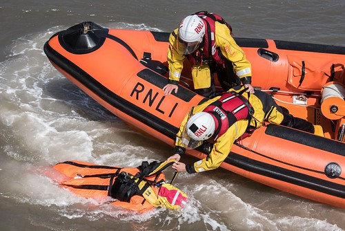 Casualty Recovery - Porthcawl Pier