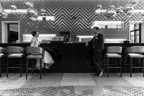 """#frauglueckundherrlich #harrysnewyorkbar #sheraton #Berlin #hotelesplanade #hochzeitsreportage #hochzeitsfotografie #urbaneHochzeiten #exklusiveHochzeiten #hochzeit2017 #heirateninberlin #bridetobe #bride2be #instabräute #instabraut #loveshot #paarshootin • <a style=""""font-size:0.8em;"""" href=""""http://www.flickr.com/photos/83275921@N08/30397132626/"""" target=""""_blank"""">View on Flickr</a>"""