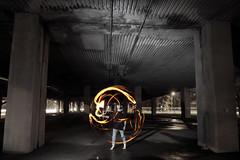 Philippe Dupuis (Benoit Z Leroux) Tags: colenationaledecirque enc cirque cricus jongleur jonglerie feux lightpainting montral juggling firejuggling