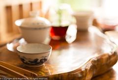 Tea Shop, Kunming (Pexpix) Tags: dof kunming contrejour teacup ceramic teashop china tea indoor bonechina kunmingshi yunnansheng cn explored explore