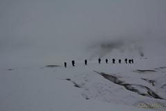 Moving towards massive Hispar Glacier (The_Mountain_Man_) Tags: hispar la biafo glacier longestglacier karakorams skardu braldu snowlake