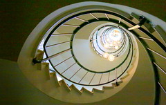 Staircase (annalisabianchetti) Tags: staircase stair abstract indoor architecture light spiral