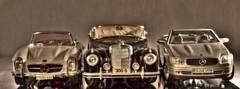 Offene Sterne. (Gnter Hentschel) Tags: mercedes 118 modellauto modellcar fotomodel deutschland germany germania alemania allemagne europa nrw indoor nikon nikond5500 d5500 hentschel gnter flickr auto car cabrio