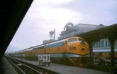 D&RGW F3 5531 (Chuck Zeiler) Tags: drgw f3 5531 railroad emd locomotive denver train chz