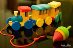 Brinquedos de criança / Kid's toy (Leandro Rinco) Tags: kidstoy brinquedo artesanato minasgerais brasil trem mariafumaça 50mm canon canon7d train locomotive