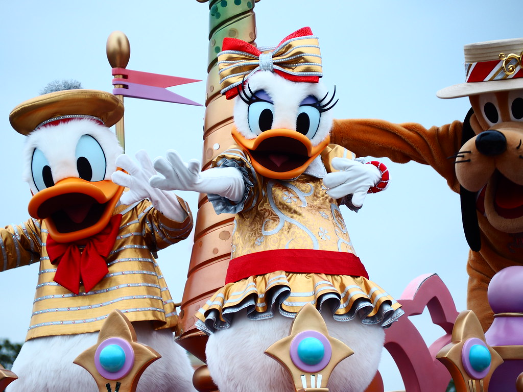 The World S Best Photos Of Donaldduck And 東京ディズニーランド