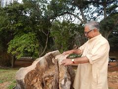 Kannada Writer Dr. DODDARANGE GOWDA Photography By Chinmaya M.Rao-SET-1  (74)