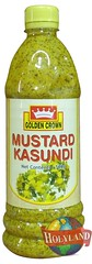 Mustard Kasaundi 500gm (holylandgroup) Tags: canned fruit vegetable cannedfruit cannedvegetable nonveg jalapeno gherkins soups olives capers paneer cream pulps purees sweets juice readytoeat toothpicks aluminium pasta noodles macroni saladoil beverages nuts dryfruit syrups condiments herbs seasoning jams honey vinegars sauces ketchup spices ingredients