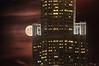 Coy Super Moon (rjseg1) Tags: supermoon chicago skyscraper wacker