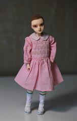 Proper dress (Kittytoes) Tags: eleven 011 strangerthings