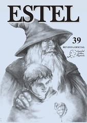 Sociedad_Tolkien_Espanola_Revista_Estel_39_portada (Sociedad Tolkien Espaola (STE)) Tags: ste estel revista tolkien esdla lotr