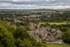 The Town of Stirling, Scotland (IceNineJon) Tags: unitedkingdom scotland stirlingshire stirlingcastle canon5dmarkiii stirling europe photography greatbritain 5dm3 britain uk town village