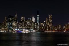 596 - New York - Manhattan - 28.10.16-LR (JrgS13) Tags: aida aidadiva aufnahmebereiche indiansummer kreuzfahrt lowermanhattan nachtaufnahmen newyorkcity nordamerika reise newyork usa
