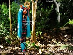 (Linayum) Tags: isidawndancer mh monsterhigh monster mattel doll dolls mueca muecas toys toy juguetes linayum