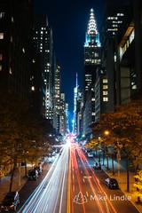 2016-Oct-17-Tudor_City-33.jpg (mikelindle) Tags: city ny ny16 cars concrete concretejungle desnity lighttrails longexposure newyork newyorkcity nyc pavement people population skyscrapers urban