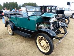 Ford ModelT Touring (bballchico) Tags: ford modelt touring sarahnewberg jeromienewberg arlingtoncarshow carshow 1920s 206 washingtonstate arlingtonwashington