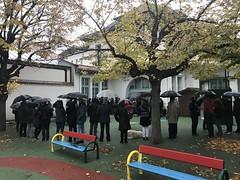 Primaire de la droite, Puteaux, école, bureau de vote (Grébert) Tags: puteaux vote ecole scrutin élection bureau de primaire droite