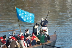 Crossing the Delaware (avflinsch) Tags: ifttt 500px george washington history new jersey boat water delaware river pennsylvania