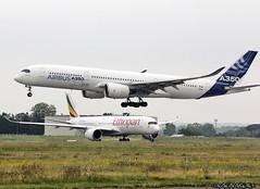 A350-900_EthipianAirlines_F-WZGM-003_cn0040 (Ragnarok31) Tags: airbus a350 a350xwb a350900 a350900xwb ethiopian airlines fwzgm