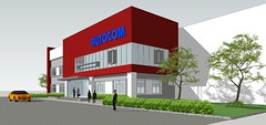 phoi canh 7 (Stephen Trinh) Tags: kien truc nha xuong factory architecture design concept