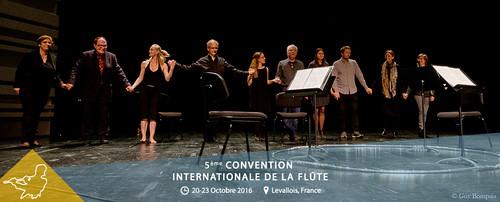 Présentation de la flûte circulaire de Jean-Yves Roosen