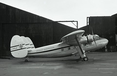 G-APLM. Fison Airwork Scottish Aviation Twin Pioneer Srs.3 (Ayronautica) Tags: ayronautica 523 fisonairwork scanned egpk prestwick aviation scottishaviationtwinpioneersrs3 gaplm