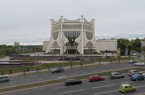 Grodno Regional Drama Theater, 03.05.2014.