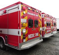 Redmond Fire 7524 (zargoman) Tags: ambulance aidcar emergency response ford truck northstar medic aid