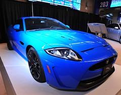 2012 Jaguar XJ - RS (D70) Tags: 2012 jaguar xj rs vancouver international auto show