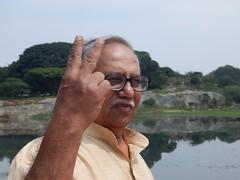 Kannada Writer Dr. DODDARANGE GOWDA Photography By Chinmaya M.Rao-SET-1  (79)