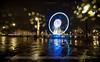 Place de la Concorde (atkik) Tags: paris place de la concorde grande roue pluie doré photonuit