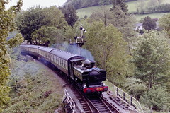 5786 Buckfastleigh 190502 (AlanTaitRailwayArchive) Tags: 5786 buckfastleigh sdr