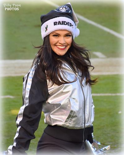 2016 Oakland Raiderette Kindra