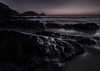 Bracelet Bay Metamorphosis (p.g604) Tags: bracelet bay metamorphosis mumbles lighthouse rocks sea bristol channel predawn k1 pentax ambient light hues reflections sand water black waves longexposure beach sky outdoor wales swansea uk