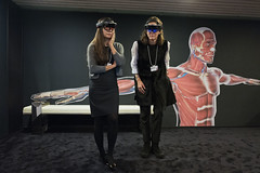 Annual Meeting of the World Economic Forum in Davos 2017 (World Economic Forum) Tags: newtechnologies virtual perception glassesnewtechnologiesvirtualperceptionglassesdavosgrswitzerlandche