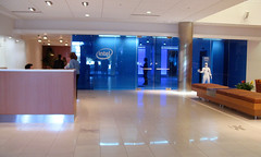 "Intel Lobby • <a style=""font-size:0.8em;"" href=""http://www.flickr.com/photos/34843984@N07/14925452374/"" target=""_blank"">View on Flickr</a>"