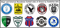Macedonia, major & historical Macedonian Football Clubs, Greece (Macedonia Travel & News) Tags: macedonia ancient culture vergina sun football super league clubs republic nato eu fifa uefa un fiba aegeanmacedonia greecemacedonia macedonianstar verginasun aegeansea macedoniapeople macedonians peopleofmacedonia macedonianpeople signs thessaloniki mavrovo macedoniablog 7867827 macedoniagreece makedonia timeless macedonian macédoine mazedonien μακεδονια македонија travel prilep tetovo bitola kumanovo veles gostivar strumica stip struga negotino kavadarsi gevgelija skopje debar matka ohrid heraclea lyncestis macedoniatimeless