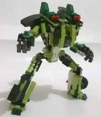 5 (ezrawibowo) Tags: robot mod lego transformers scifi mecha moc combiner legoformer