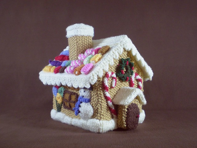 """gingerbread house"