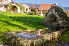 Fontaine de Poisieu (christophe.flandrin) Tags: fontaine bugey
