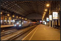 03-11-2014, Haarlem, LTE 189 113 + NSB 73014 (Koen langs de baan) Tags: haarlem br rostock hlm bh nedtrain 73114 e189 revisie bm73 41797